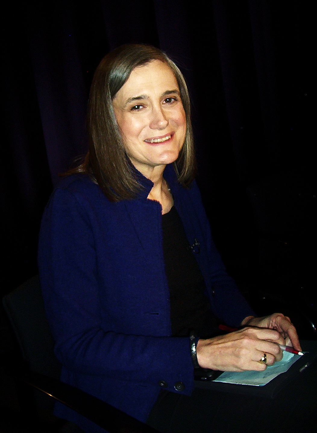 Concerned About the Health of Amy Goodman -