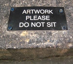ArtworkPleaseDoNotSit