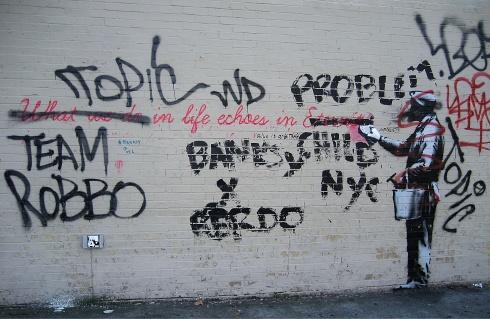 Banksy-WoodsideNYC