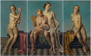 6. Adolf Ziegler, The Four Elements, 1937 (2)