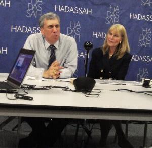 Hadassah-Eisen