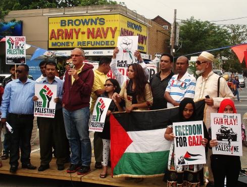 GazaProtest-JacksonHeights080214