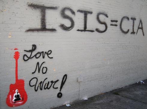ISIS-CIA