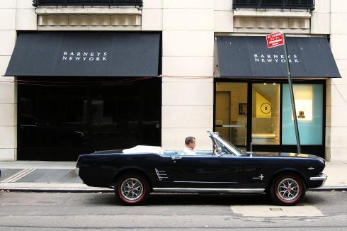 CarNYC-Mustang2014