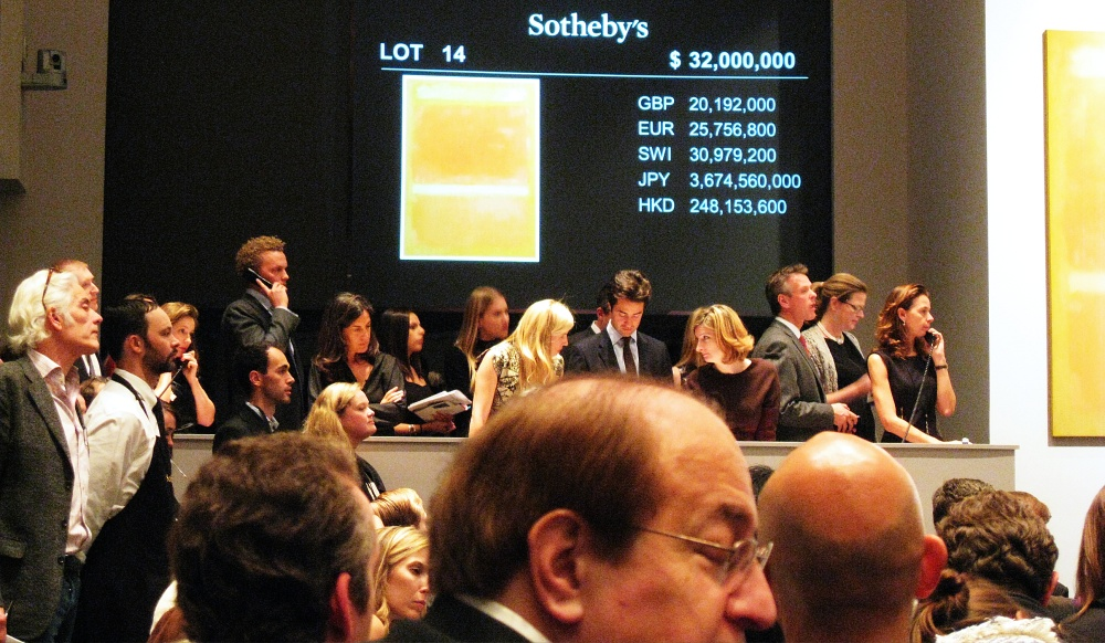 Sotheby's-Rothko