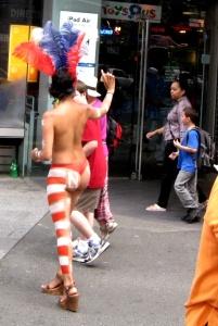 TimesSquare-Stripper