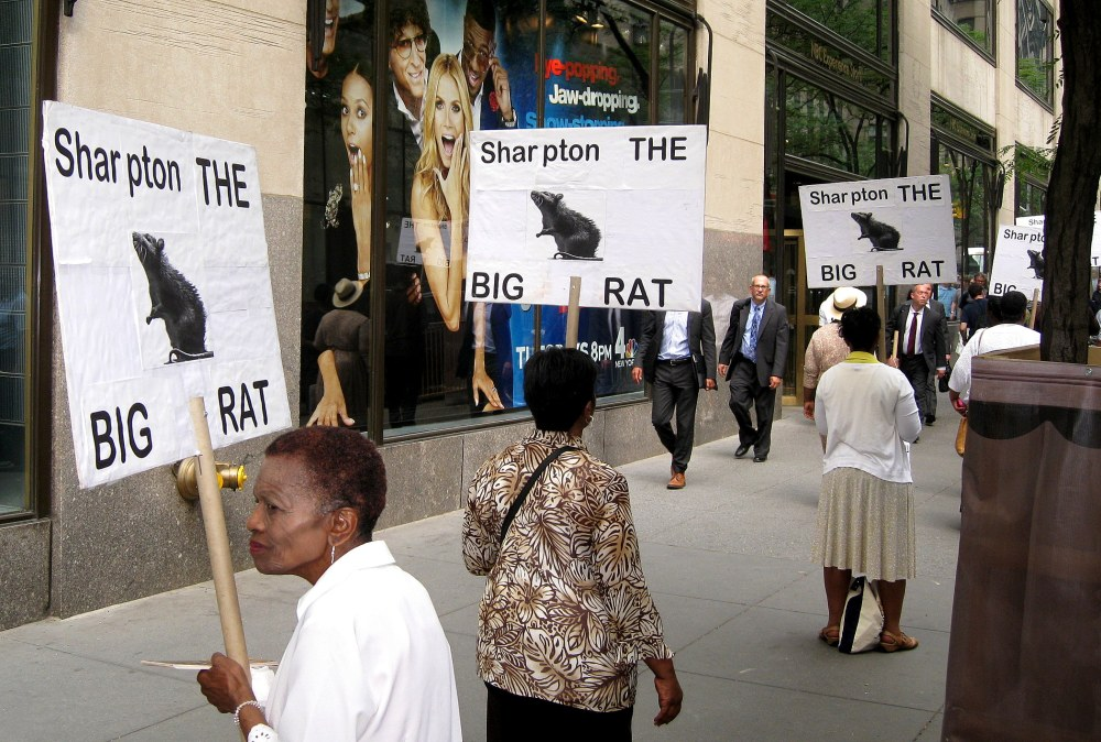 Sharpton-Rat