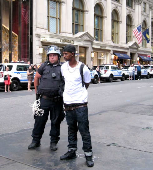 NYPDFifthAve