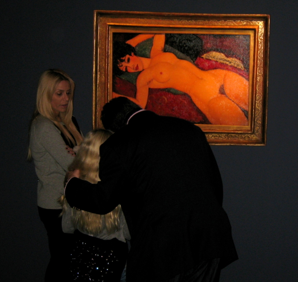 Christies-Modigliani