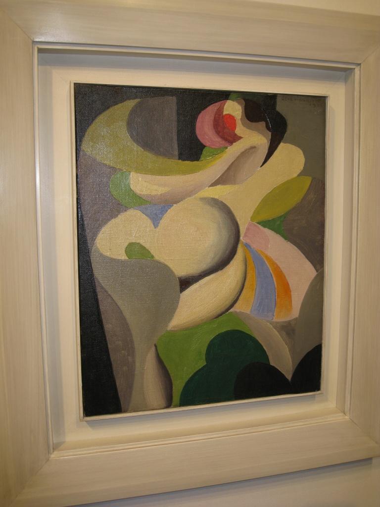 Magritte-FlowersDancer1922