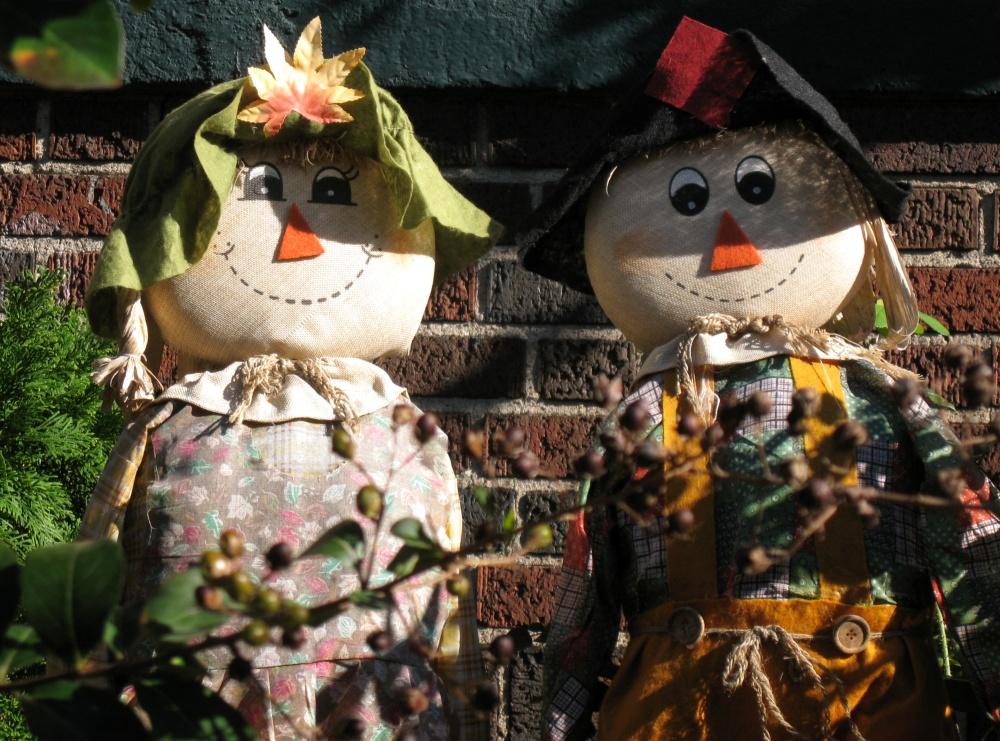 SunnysideScarecrows