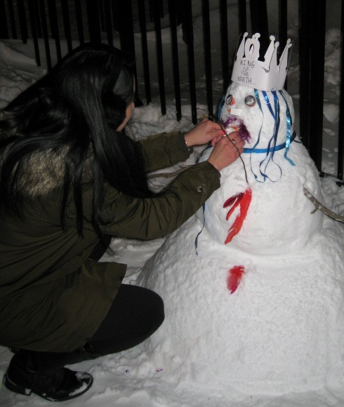 Snow2016-Artist