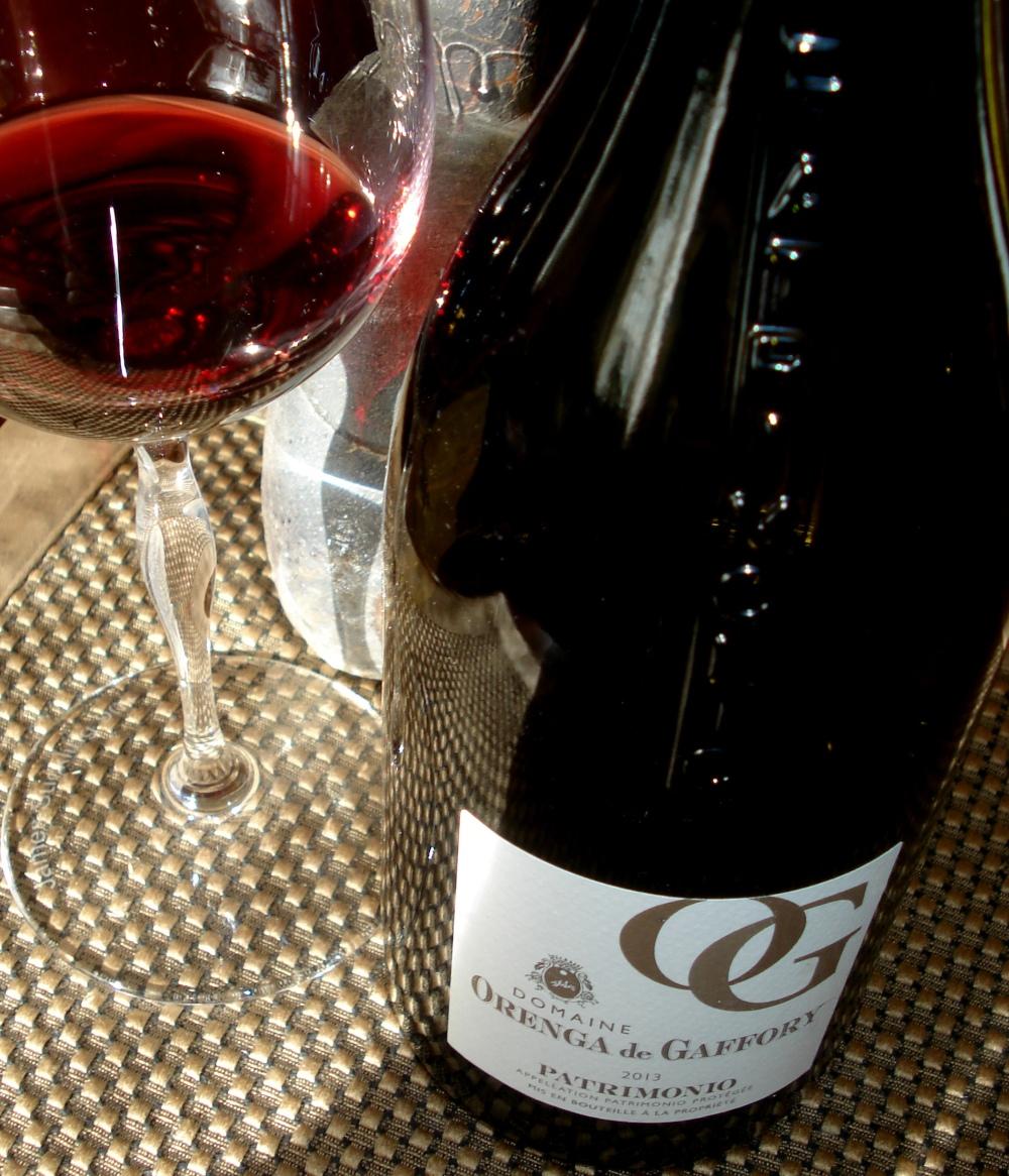Wine-CorsicaOrengaDeGaffory