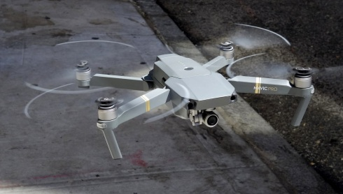 DroneNYC