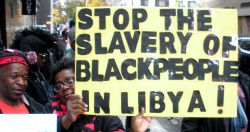 Libya-Slaves