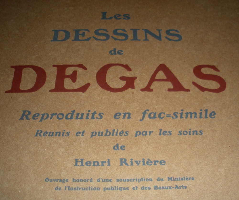 Degas-LesDessins