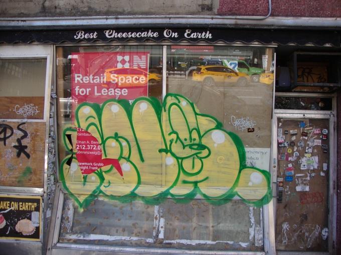 NYC-Ruins