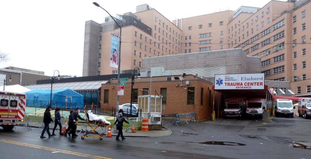 Covid19-ElmhurstHospital
