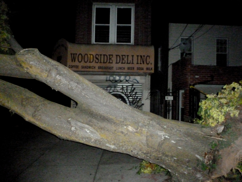 StreetArt-WoodsideDeli